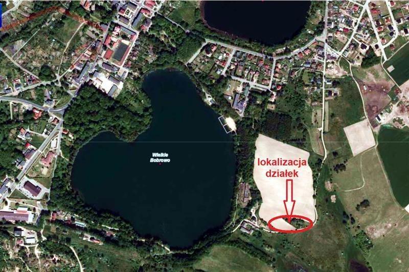 Działka budowlana na sprzedaż Kalisz Pomorski, Jezioro, Las, Przedszkole, Tereny rekreacyjne, Aleja Sprzymierzonych  1379m2 Foto 3
