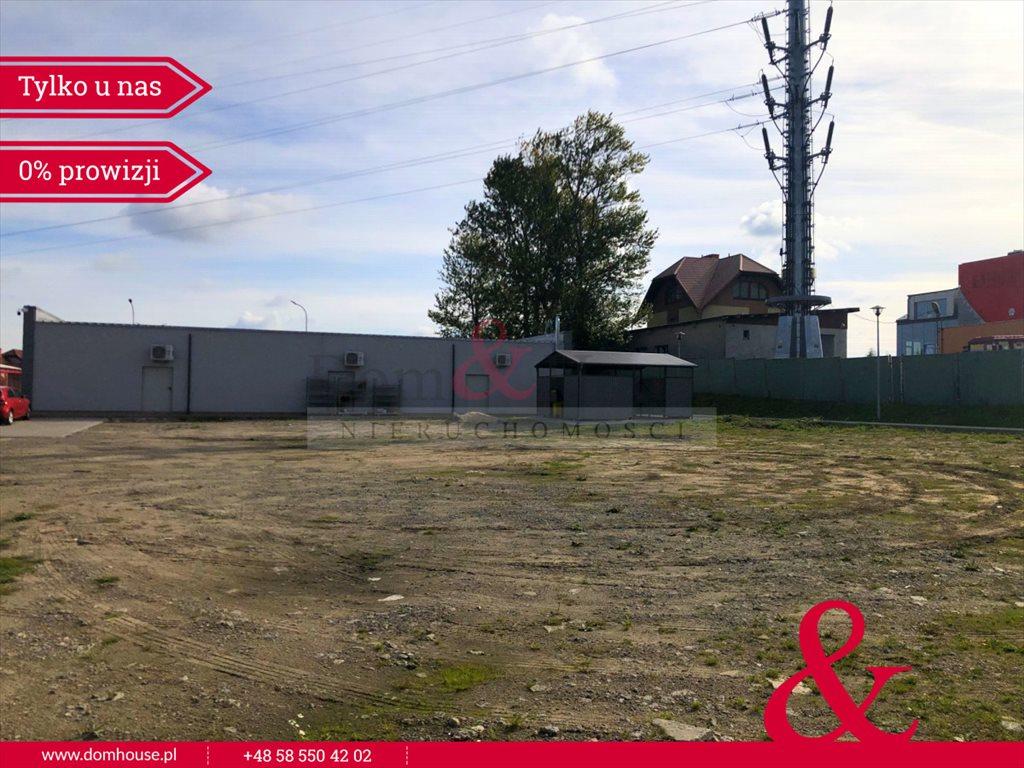 Działka przemysłowo-handlowa pod dzierżawę Gdańsk, Jasień, Orzechowa  1600m2 Foto 8