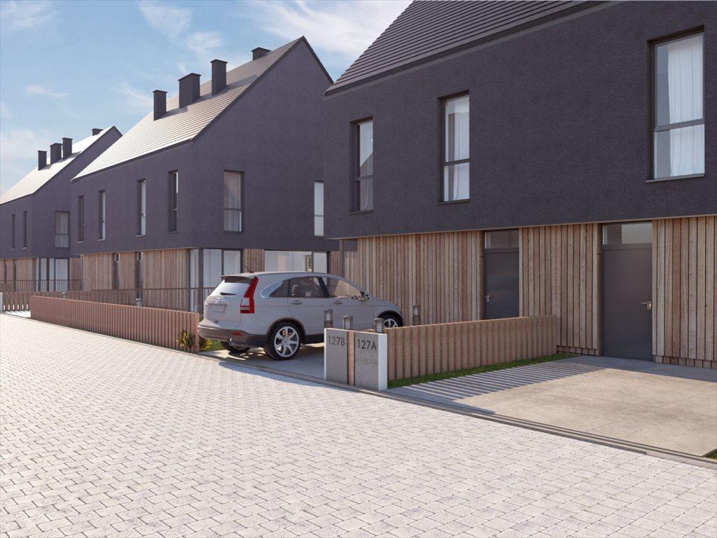 Dom na sprzedaż Wrocław, Krzyki, Opatowicka  107m2 Foto 1