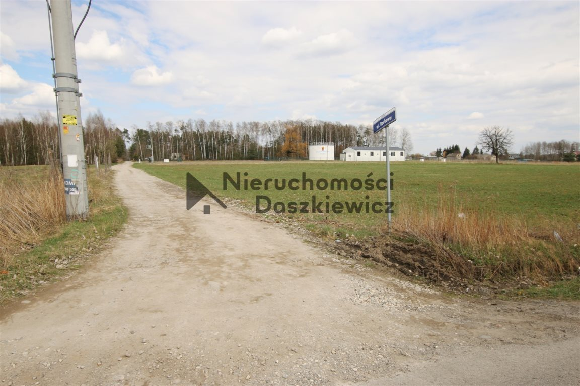 Działka budowlana na sprzedaż Rzakta, Borkowa  1500m2 Foto 7