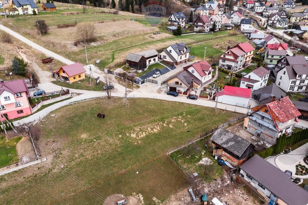Działka budowlana na sprzedaż Kluszkowce  869m2 Foto 5