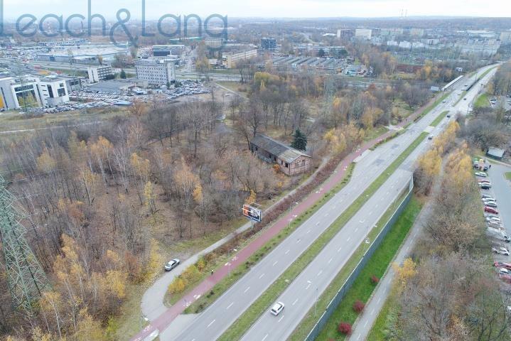Działka inwestycyjna na sprzedaż Katowice, Bogucice, Bohaterów Monte Cassino  9040m2 Foto 4