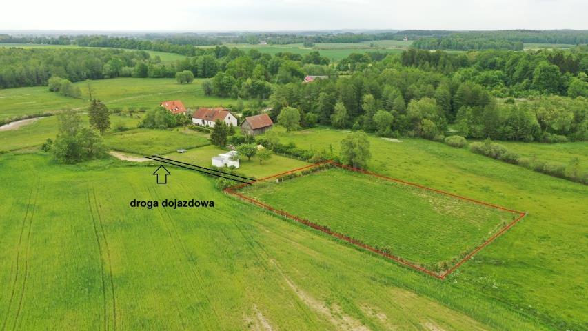 Działka budowlana na sprzedaż Węgorzewo  3000m2 Foto 2