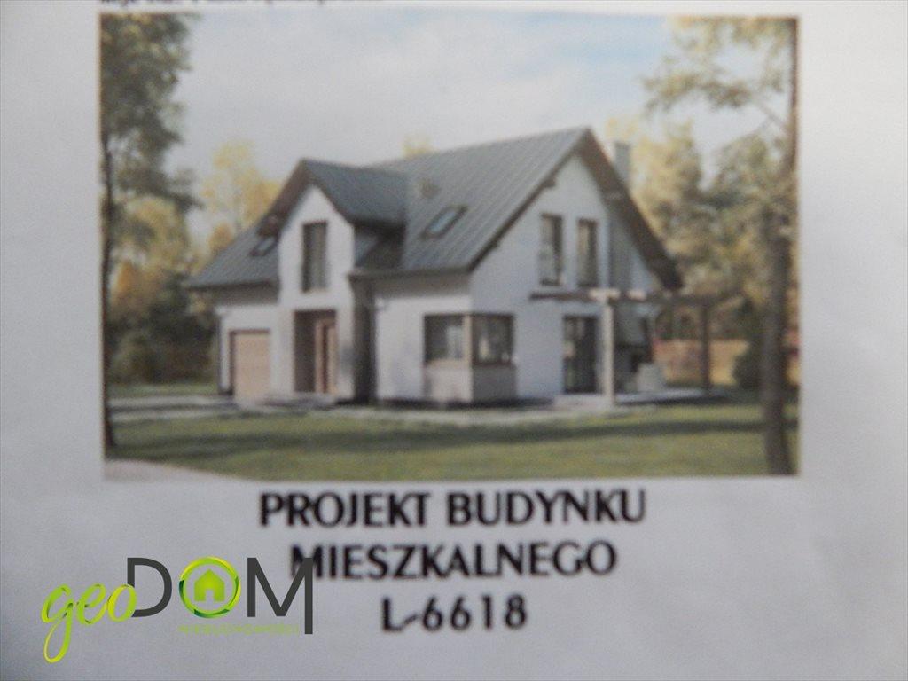 Działka budowlana na sprzedaż Józefin k. Nowosiółek  3100m2 Foto 5