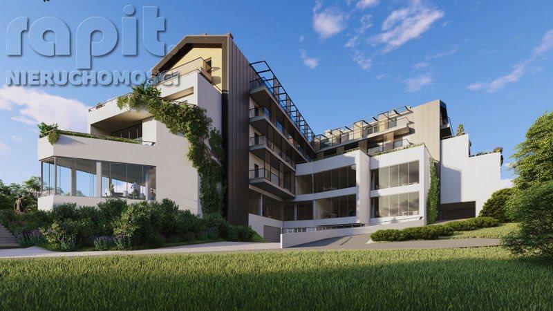 Mieszkanie czteropokojowe  na sprzedaż Myślenice  91m2 Foto 1