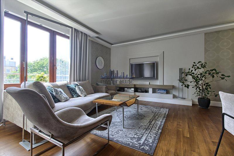 Mieszkanie trzypokojowe na wynajem Warszawa, Śródmieście, Czerniakowska  102m2 Foto 1