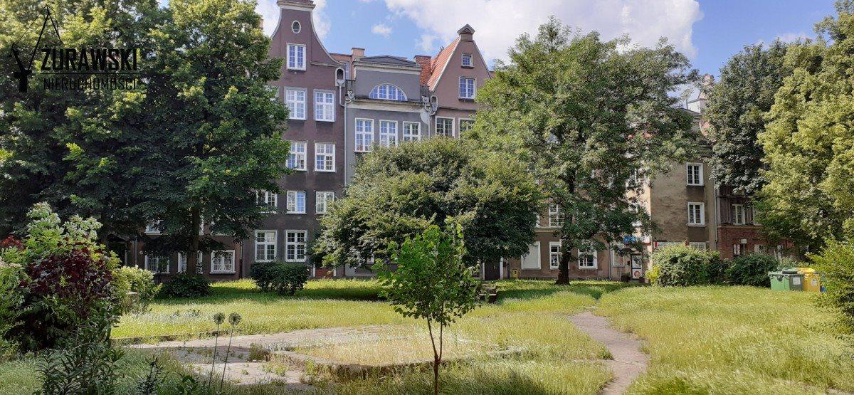 Mieszkanie trzypokojowe na wynajem Gdańsk, Stare Miasto, Złotników  63m2 Foto 12