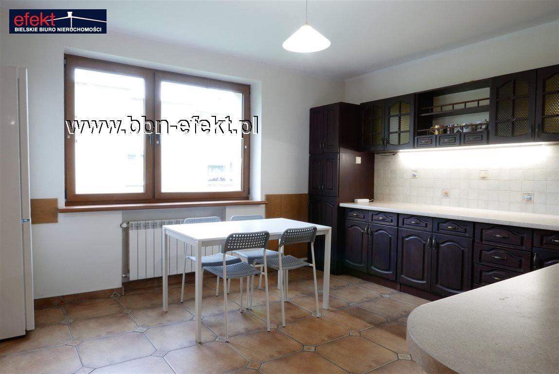 Mieszkanie trzypokojowe na sprzedaż Bielsko-Biała, Straconka  94m2 Foto 1