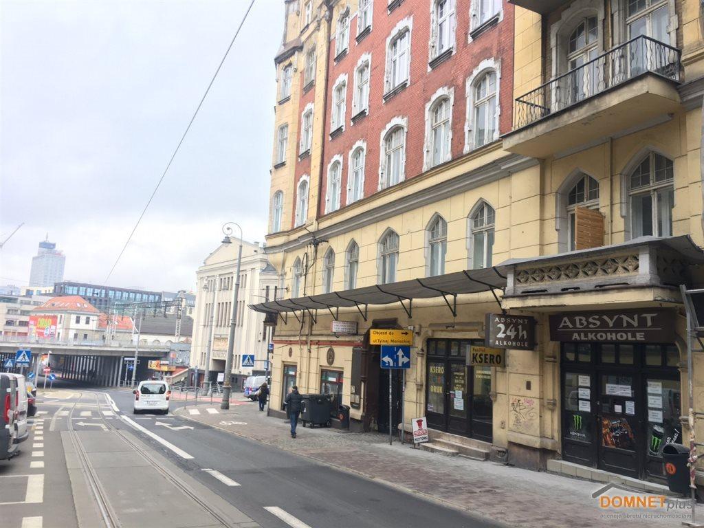 Lokal użytkowy na wynajem Katowice, Śródmieście  86m2 Foto 2