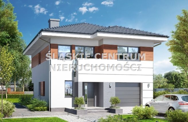 Dom na sprzedaż Mikołów, Kamionka, Jagodowa  160m2 Foto 2