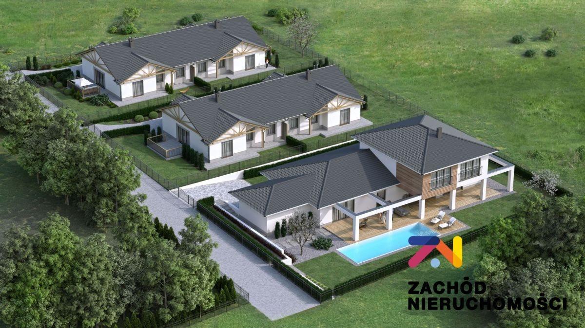 Dom na sprzedaż Zielona Góra, Ochla, Osiedle Wrzosowe Ochla  95m2 Foto 4