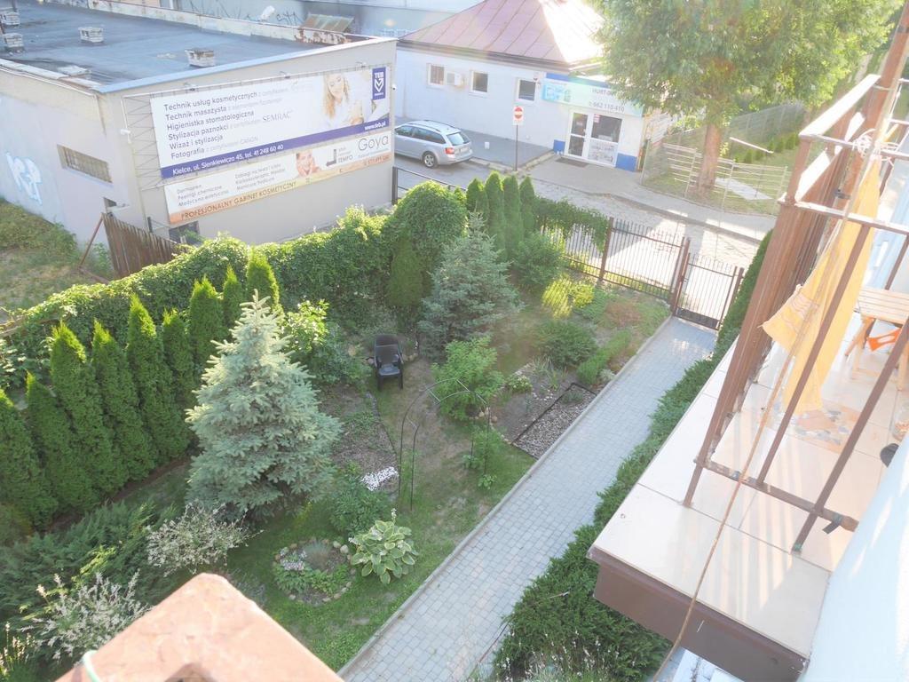 Mieszkanie dwupokojowe na wynajem Kielce, Centrum, Panoramiczna  48m2 Foto 12