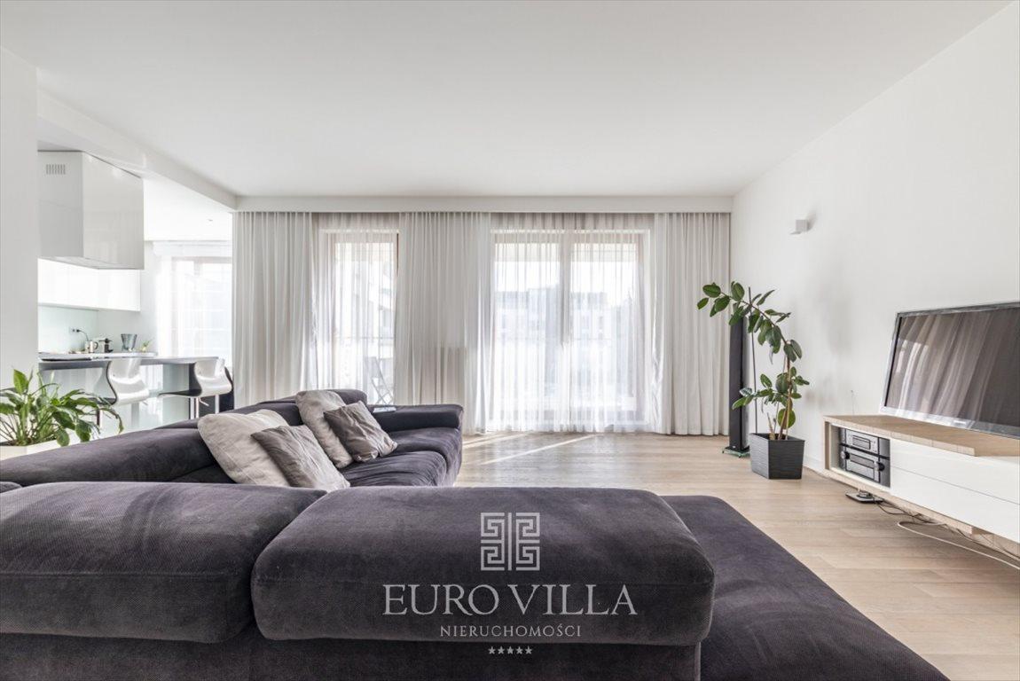 Mieszkanie czteropokojowe  na sprzedaż Warszawa, Wilanów, Franciszka Klimczaka  121m2 Foto 1