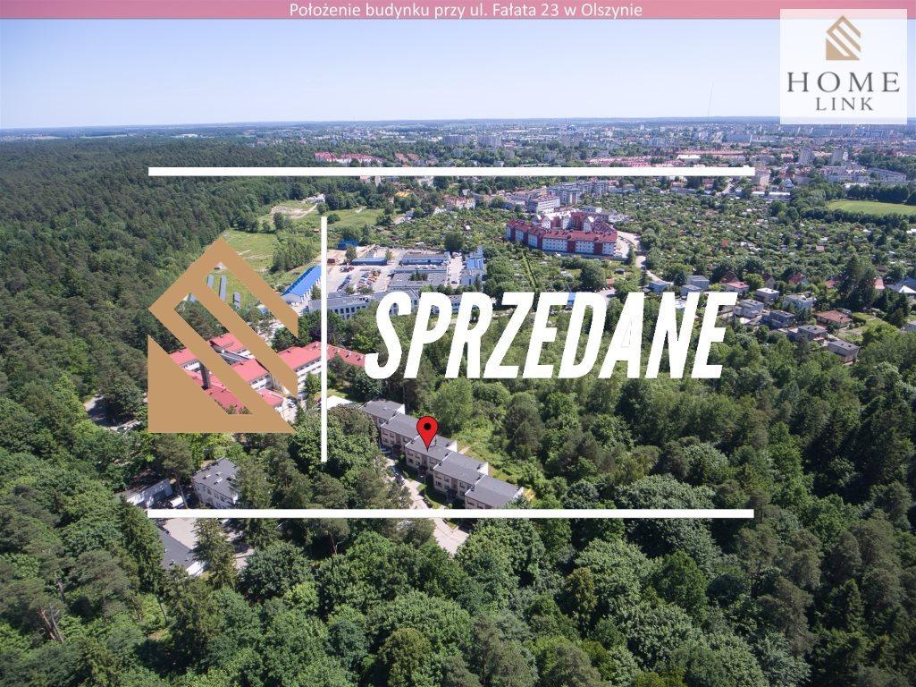 Mieszkanie dwupokojowe na sprzedaż Olsztyn, Fałata  27m2 Foto 5