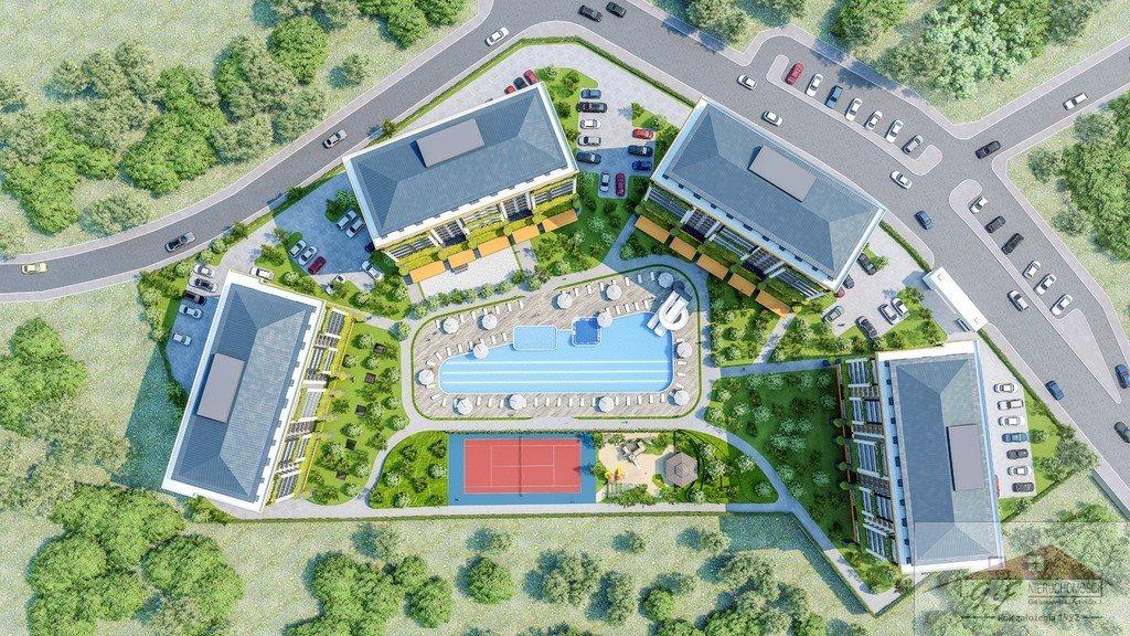 Mieszkanie dwupokojowe na sprzedaż Turcja, Alanya, Avsallar, Alanya, Avsallar  53m2 Foto 12