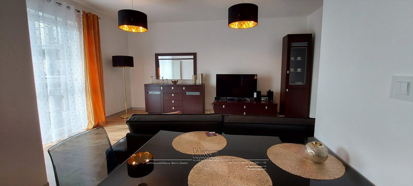 Mieszkanie trzypokojowe na wynajem Katowice, Dąb, Johna Baildona  71m2 Foto 6
