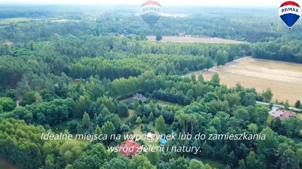 Działka budowlana na sprzedaż Joachimów-Mogiły, Leśna  4752m2 Foto 4