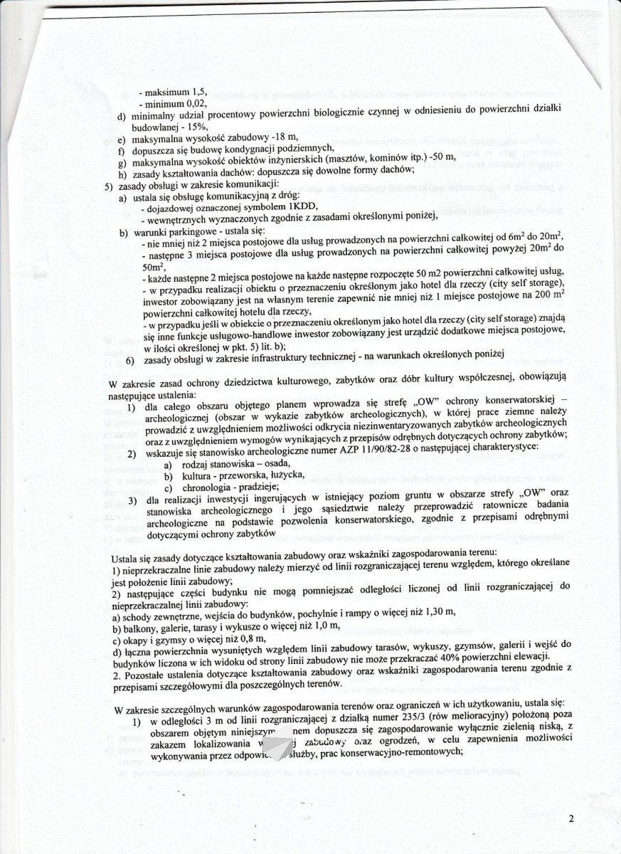 Działka przemysłowo-handlowa na sprzedaż Domasław, Południowa  24591m2 Foto 8
