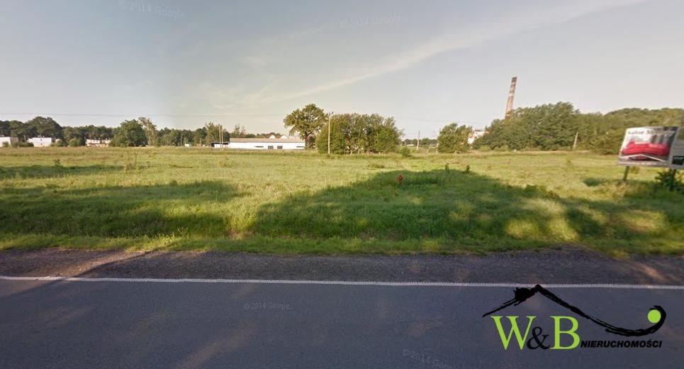 Działka przemysłowo-handlowa na sprzedaż Brynek, DK 11  4000m2 Foto 3