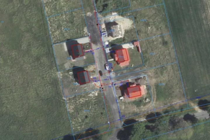 Działka budowlana na sprzedaż Chłopy, Widokowa  755m2 Foto 12