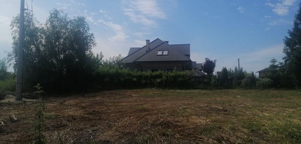 Działka budowlana na sprzedaż Wojcieszyn  1100m2 Foto 8