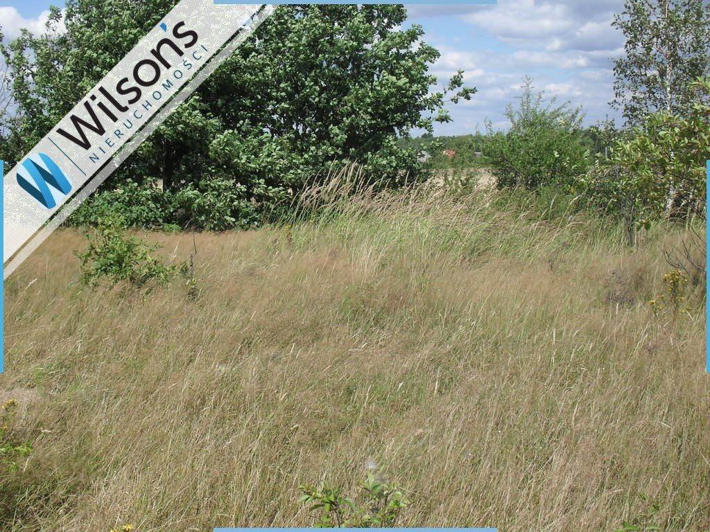 Działka rolna na sprzedaż Jaszowice-Kolonia  6700m2 Foto 1