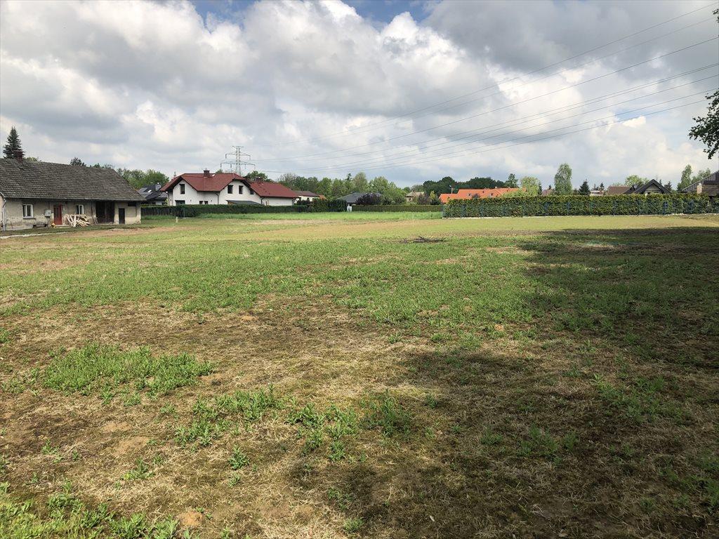 Działka budowlana na sprzedaż Bielsko-Biała, Komorowice Krakowskie  1228m2 Foto 4