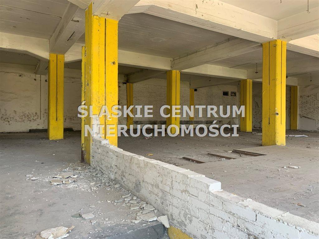 Lokal użytkowy na sprzedaż Zabrze, Zaborze, Lompy  2748m2 Foto 2