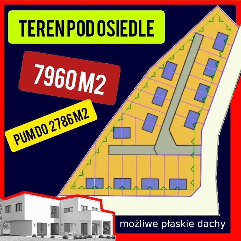 Działka budowlana na sprzedaż Szczecin, Załom  7960m2 Foto 2