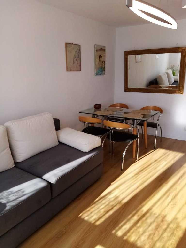 Mieszkanie dwupokojowe na wynajem Szczecin, Niebuszewo, Juliana Ursyna Niemcewicza  47m2 Foto 2