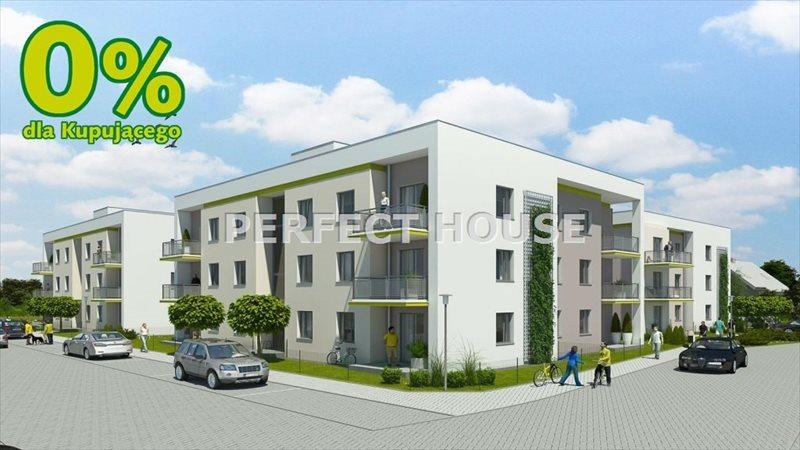 Mieszkanie dwupokojowe na sprzedaż Pobiedziska  57m2 Foto 4