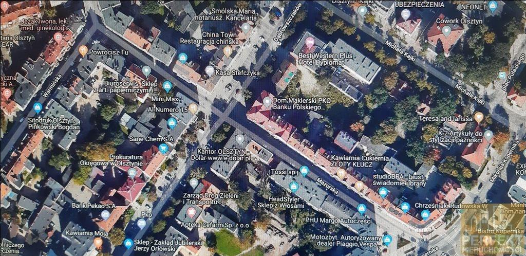 Lokal użytkowy na sprzedaż Olsztyn, Śródmieście, Mazurska  92m2 Foto 1