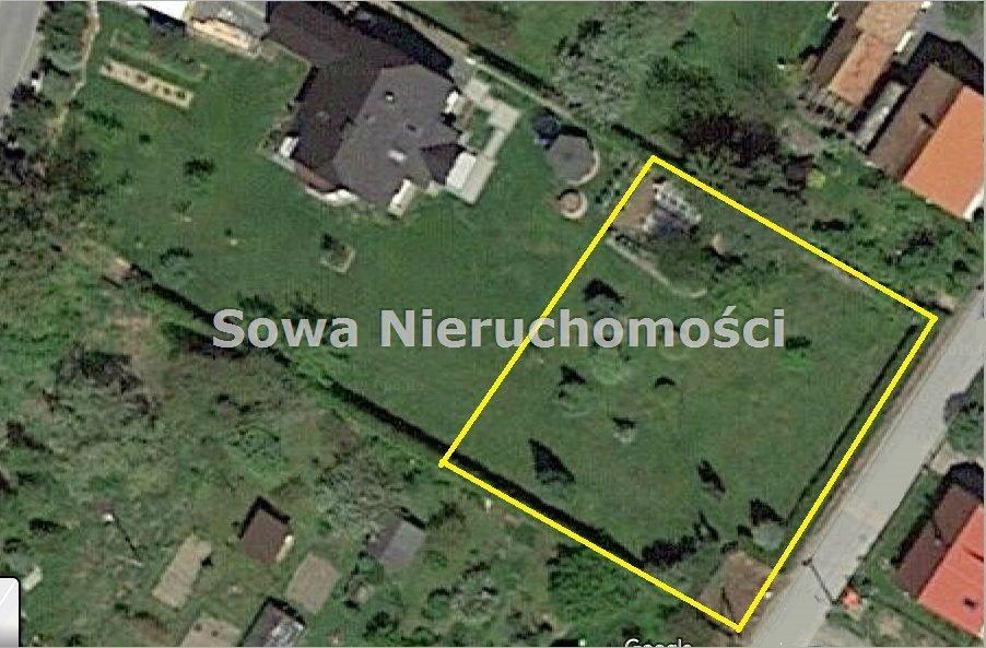 Działka budowlana na sprzedaż Mysłakowice  1058m2 Foto 1
