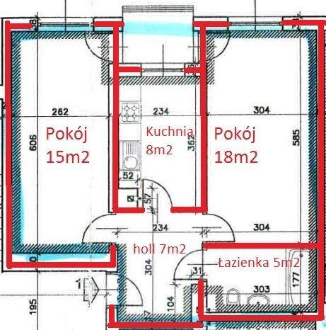 Mieszkanie dwupokojowe na sprzedaż Kraków, Dębniki, Ruczaj, Raciborska  53m2 Foto 9