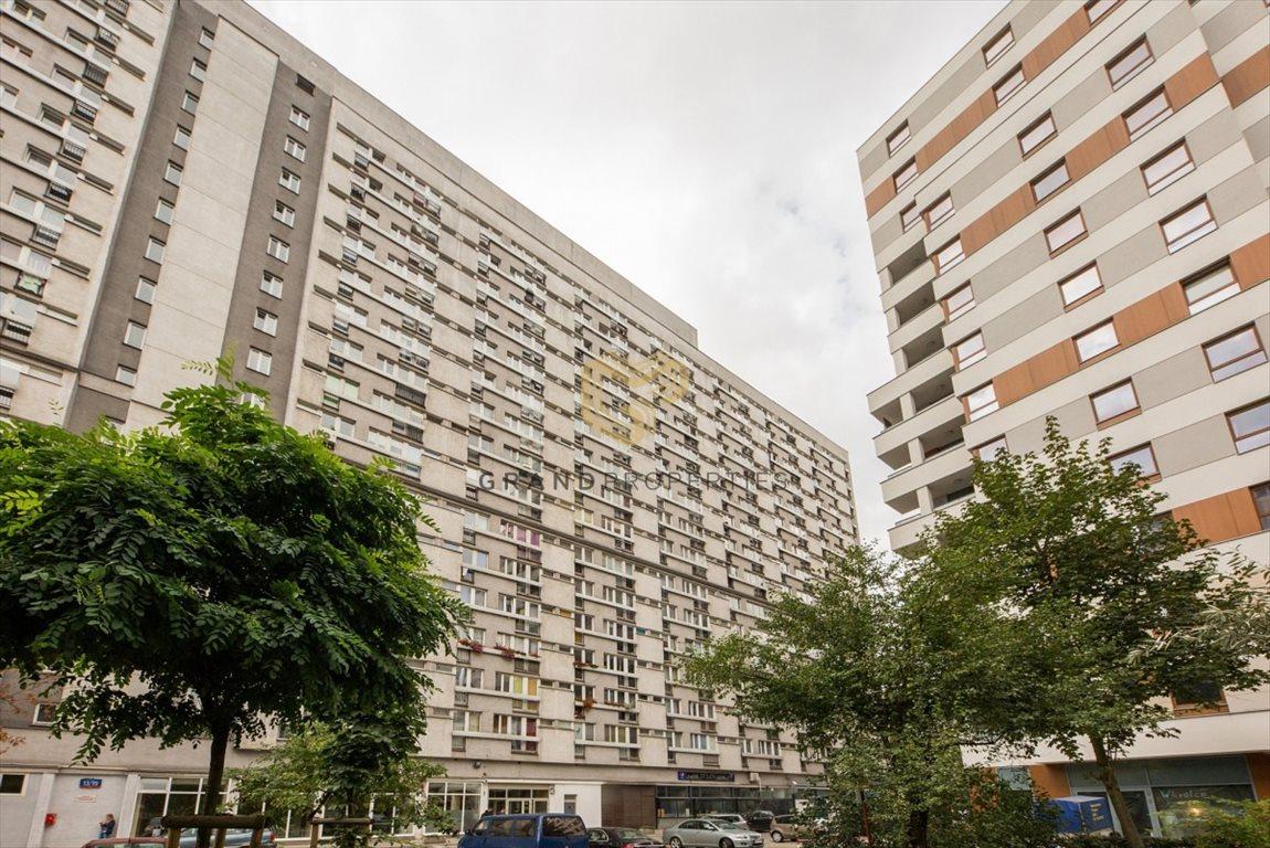 Mieszkanie trzypokojowe na sprzedaż Warszawa, Wola, Icchoka Lejba Pereca  48m2 Foto 5