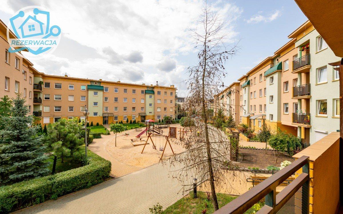 Mieszkanie trzypokojowe na sprzedaż Białystok, Jaroszówka, Trawiasta  64m2 Foto 12