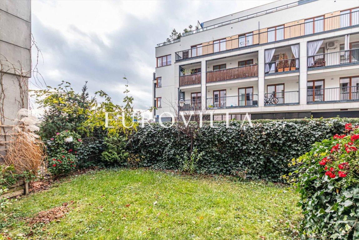 Mieszkanie dwupokojowe na sprzedaż Warszawa, Wilanów, Prymasa Augusta Hlonda  62m2 Foto 9