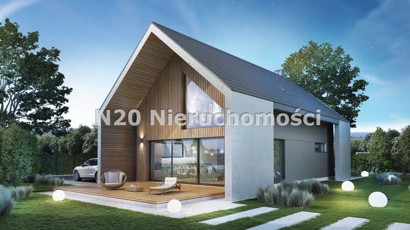 Dom na sprzedaż Wielka Wieś, Modlnica, Graniczna - okolice  163m2 Foto 2
