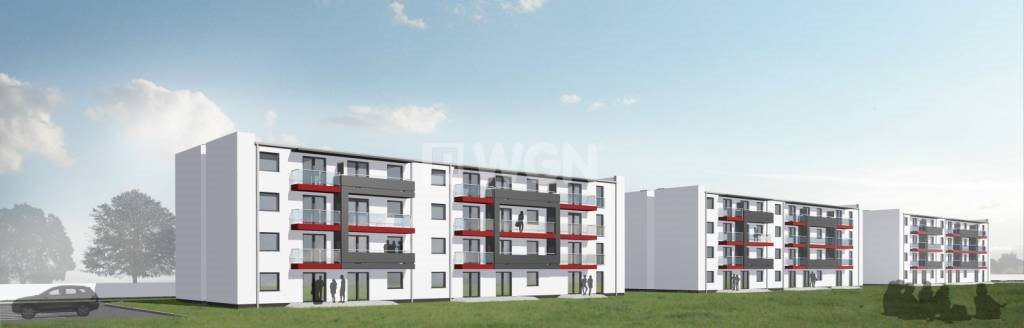 Mieszkanie dwupokojowe na sprzedaż Skalmierzyce, Skalmierzyce, Skalmierzyce  42m2 Foto 1