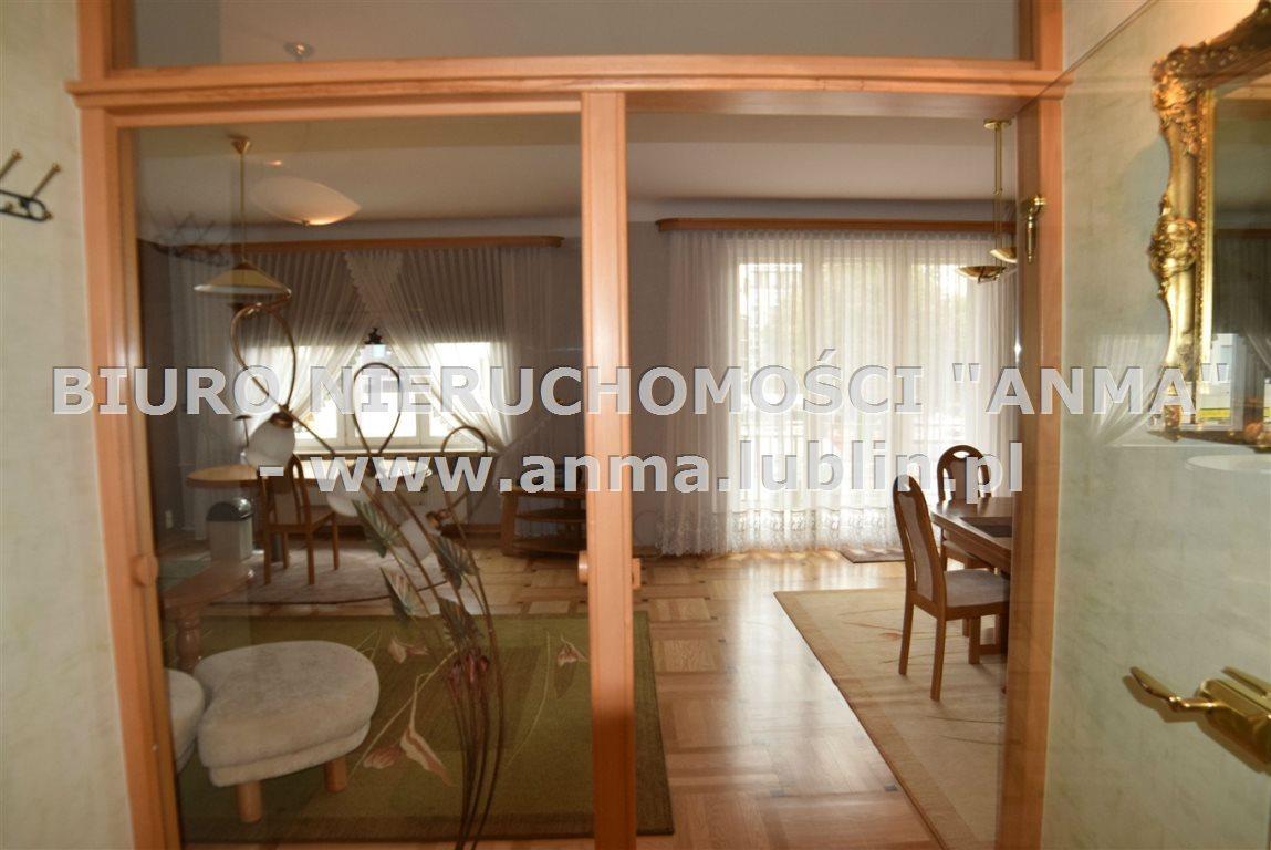 Mieszkanie trzypokojowe na wynajem Lublin, Śródmieście, Centrum  91m2 Foto 3