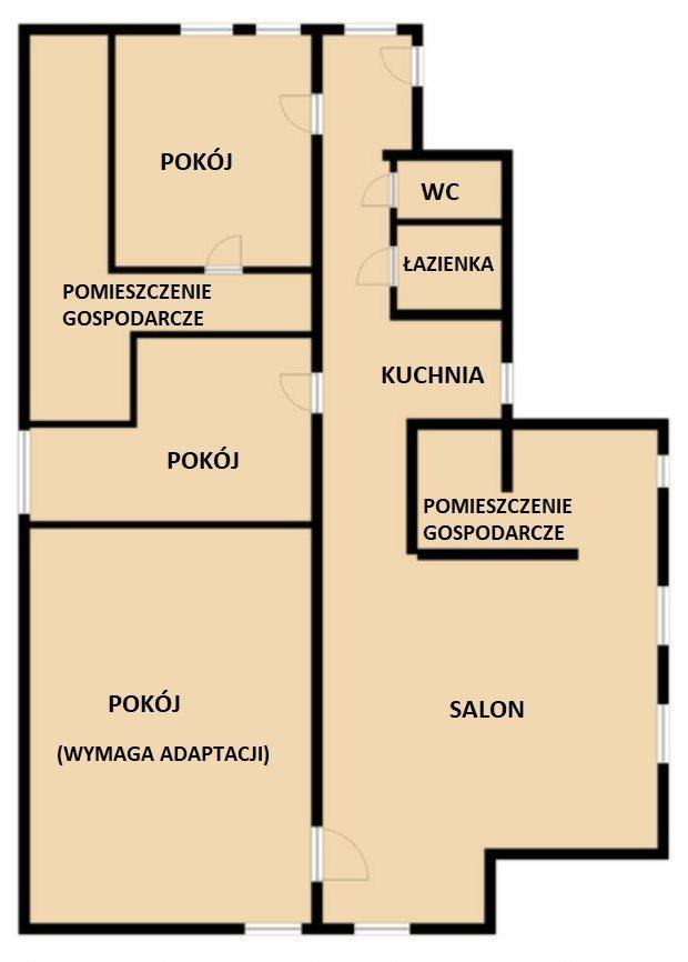 Mieszkanie czteropokojowe  na sprzedaż Swadzim, Poznańska  121m2 Foto 10