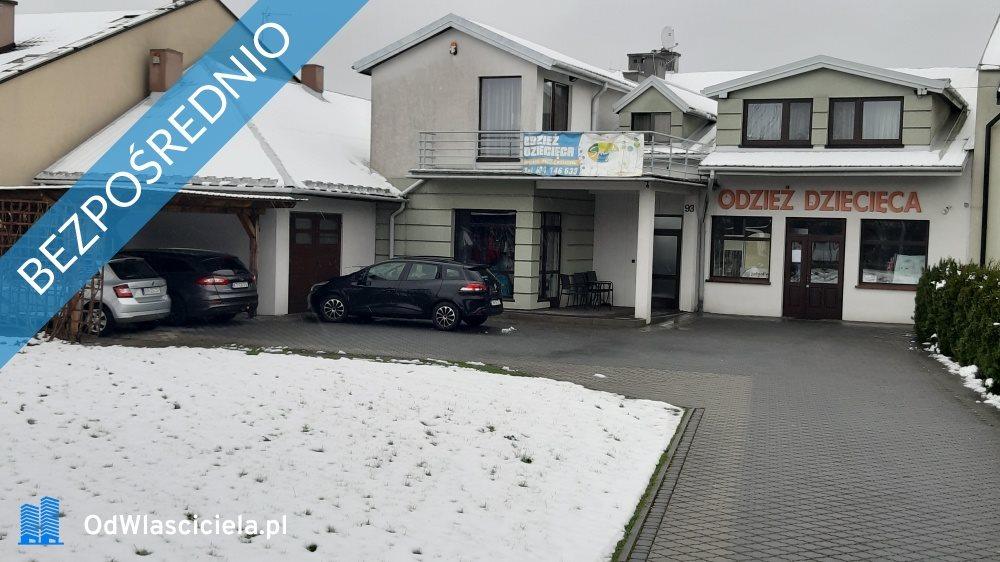Dom na sprzedaż Tarnów, Strusina, Klikowska  100m2 Foto 2