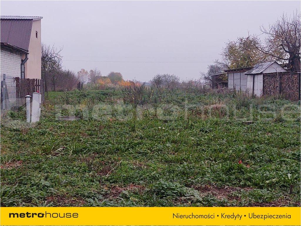 Działka budowlana na sprzedaż Wólka Gołębska, Puławy  1400m2 Foto 3