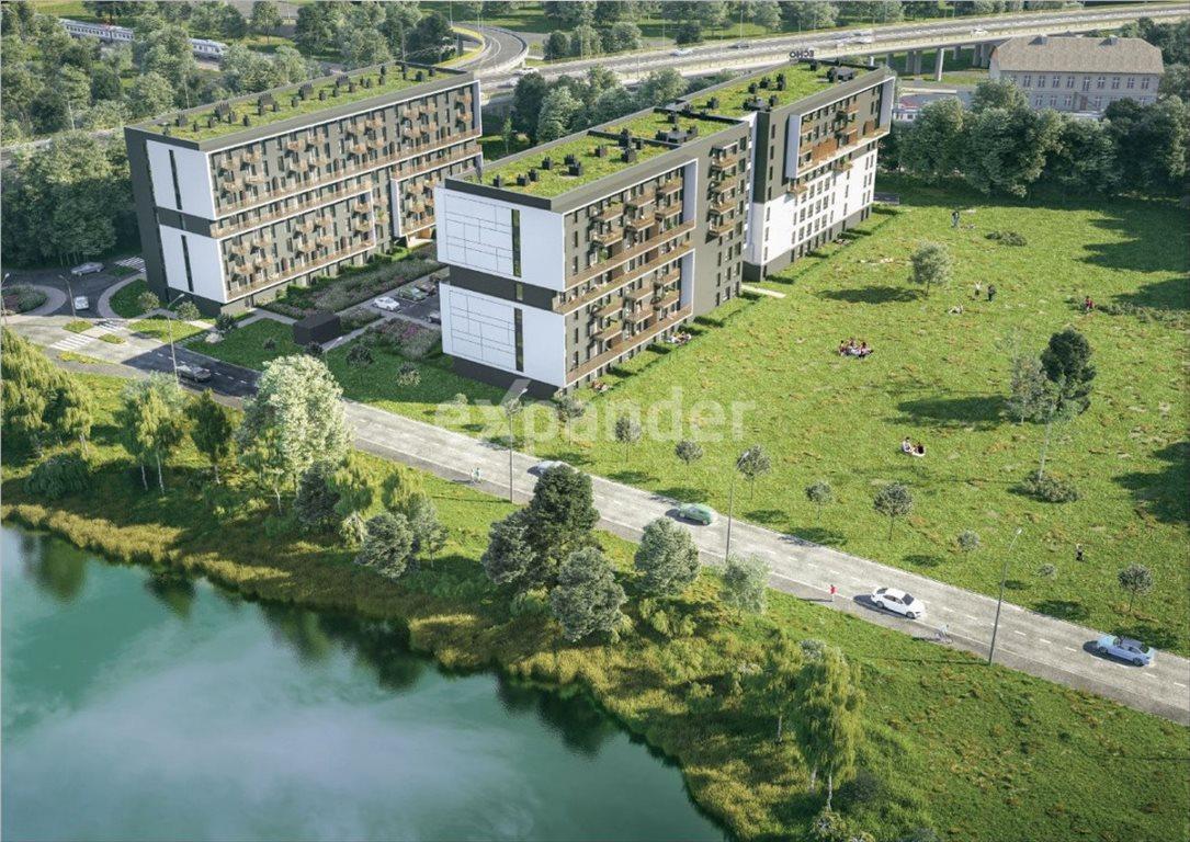 Mieszkanie trzypokojowe na sprzedaż Kraków, Bonarka, Puszkarska  60m2 Foto 1