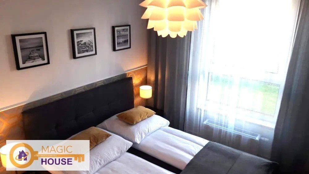 Mieszkanie dwupokojowe na sprzedaż Gdańsk, Letnica, Sucha  34m2 Foto 5
