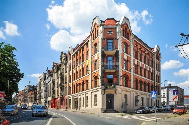 Lokal użytkowy na sprzedaż Katowice, Centrum, Atrakcyjny lokal handlowo-usługowy, ul. Mikołowska 9.  48m2 Foto 1