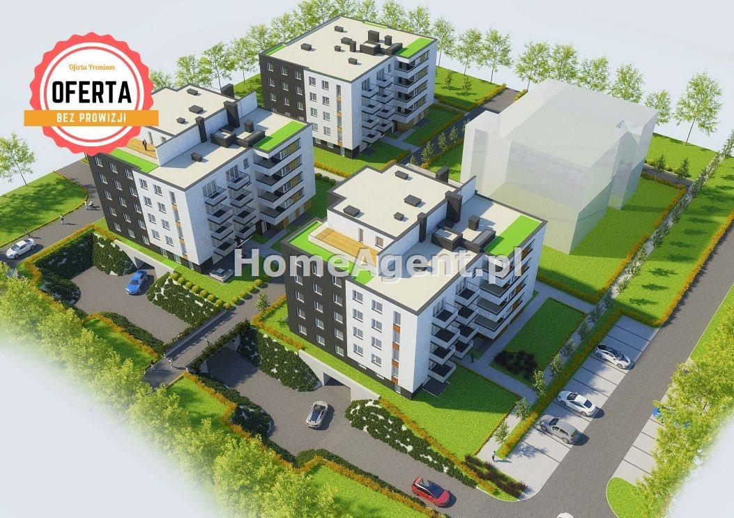 Mieszkanie dwupokojowe na sprzedaż Katowice, Kostuchna  51m2 Foto 6