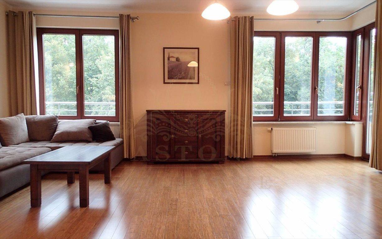 Mieszkanie trzypokojowe na wynajem Warszawa, Śródmieście, Czerniakowska  105m2 Foto 1