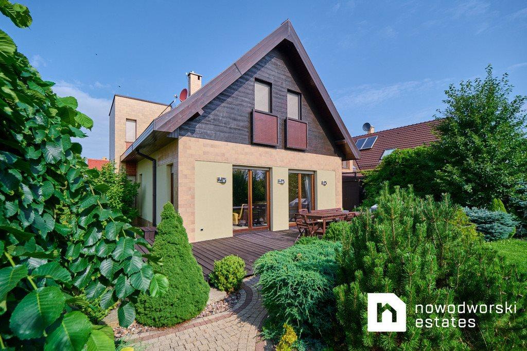 Dom na sprzedaż Wrocław, Jagodno, Jagodno, Buforowa  227m2 Foto 1