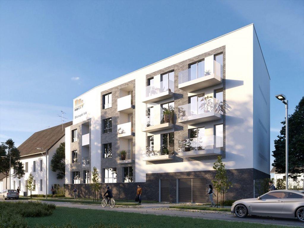 Mieszkanie trzypokojowe na sprzedaż Bydgoszcz, Szwederowo, ks. Ignacego Skorupki  65m2 Foto 2
